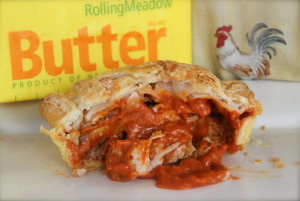 Butter chicken Pioneer Pie